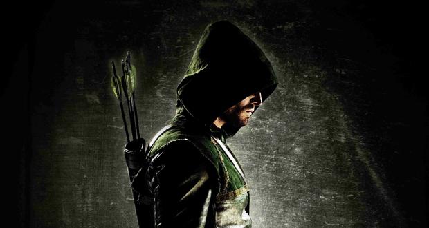 Arrow cw serie flecha