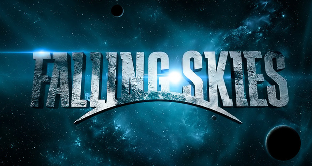Falling skies TNT serie television