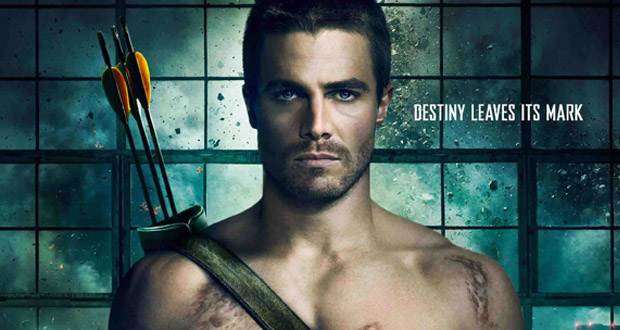 arrow cw superheroe serie