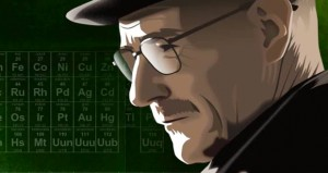 La cabecera ilustrada de 'Breaking Bad'