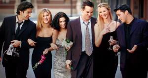 Lo que 'Friends' nos enseñó de la vida