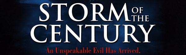 La tormenta del siglo stephen king