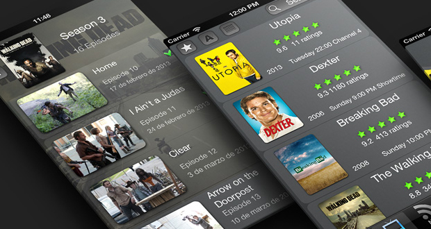 Shows tracker series television