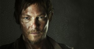 'The Walking Dead' visto desde el móvil de Norman Reedus