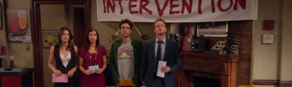 How I Met Your Mother intervencion 4x04