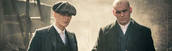 Peaky Blinders serie britanica Shelby