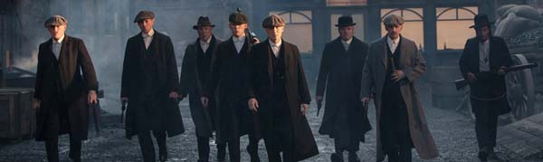 Peay Blinders serie bbc