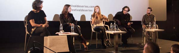 doblaje series festival de series