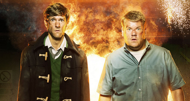 the wrong mans bbc serie comedia