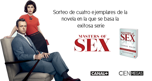 Masters of sex sorteo