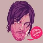 Mike Wrobel The Walking Dead Daryl