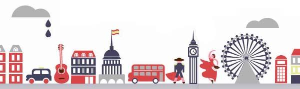 spaniards in london webserie londres