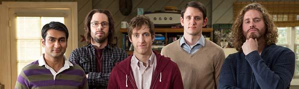 Silicon Valley serie comedia
