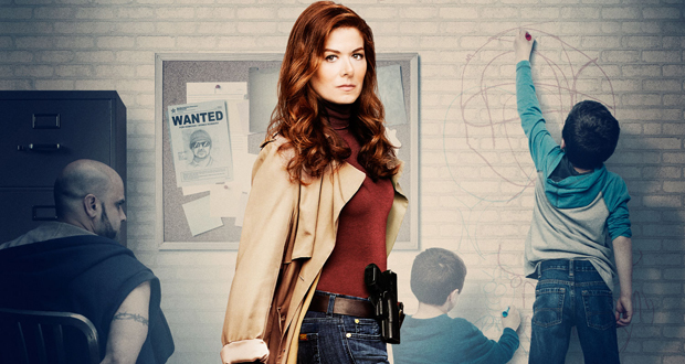 The Mysteries of Laura debra messing