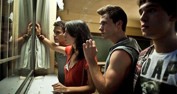 'Aula de Castigo', las amenazantes garras del instituto