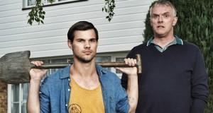 cuckoo segunda temporada Taylor Lautner