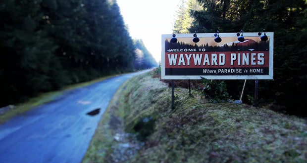WAYWARD PINES critica serie fox