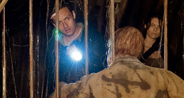 the walking dead 6x05 review now