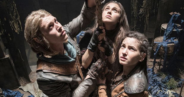 The Shannara Chronicles Las crónicas de Shannara