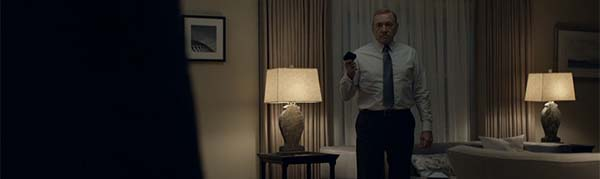 House of Cards temporada cuatro capítulo tres