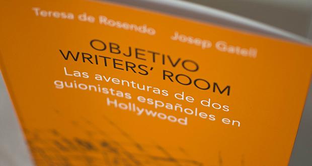 objetivo writers' room teresa de rosendo josep gatell