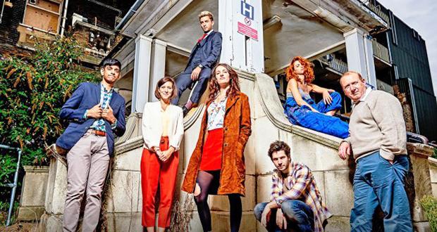 crashing channel 4 serie britanica