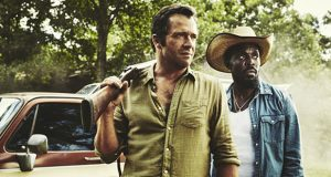 Hap and Leonard miniserie amc