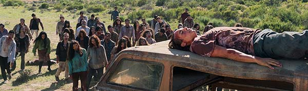Fear The Walking Dead regreso segunda temporada